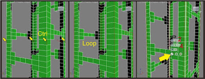3dimensi tutorial futuristik