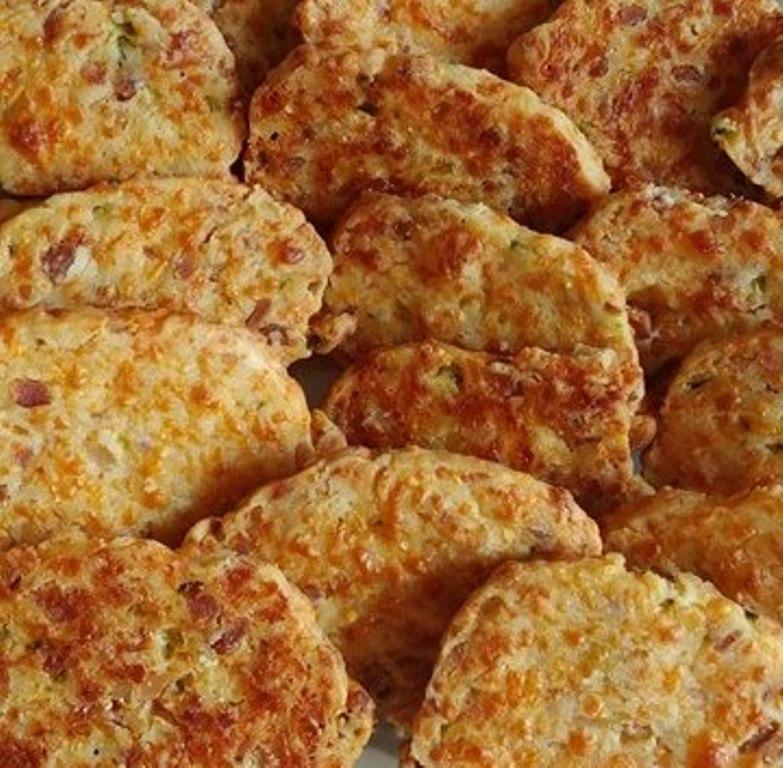 Jalapeno Cheddar Bacon wafers