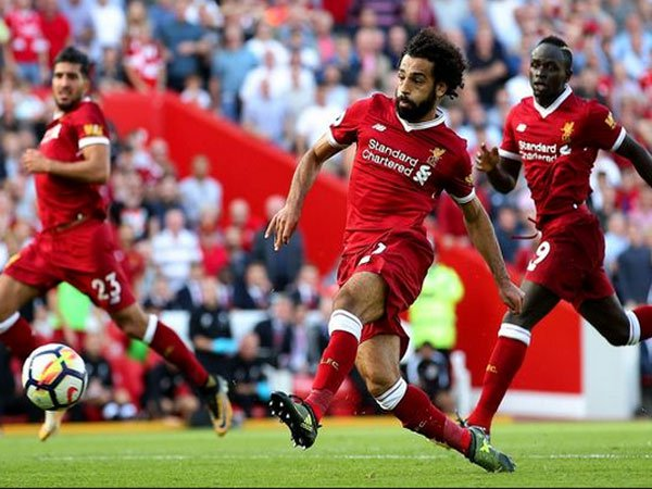 محمد صلاح يقود ليفربول ضد اشبيلية في دوري الابطال