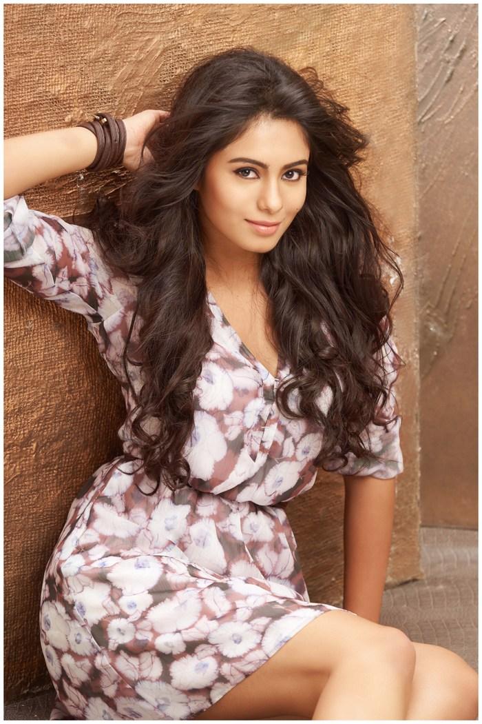 Actress Deepa Sannidhi Gorgeous Photos-8454