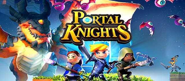 Portal Knights v1.3.0 APK Android Macera Oyun Apk indir