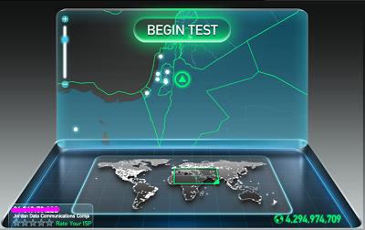 افضل 5 مواقع لقياس سرعة الإنترنت على حاسوبك