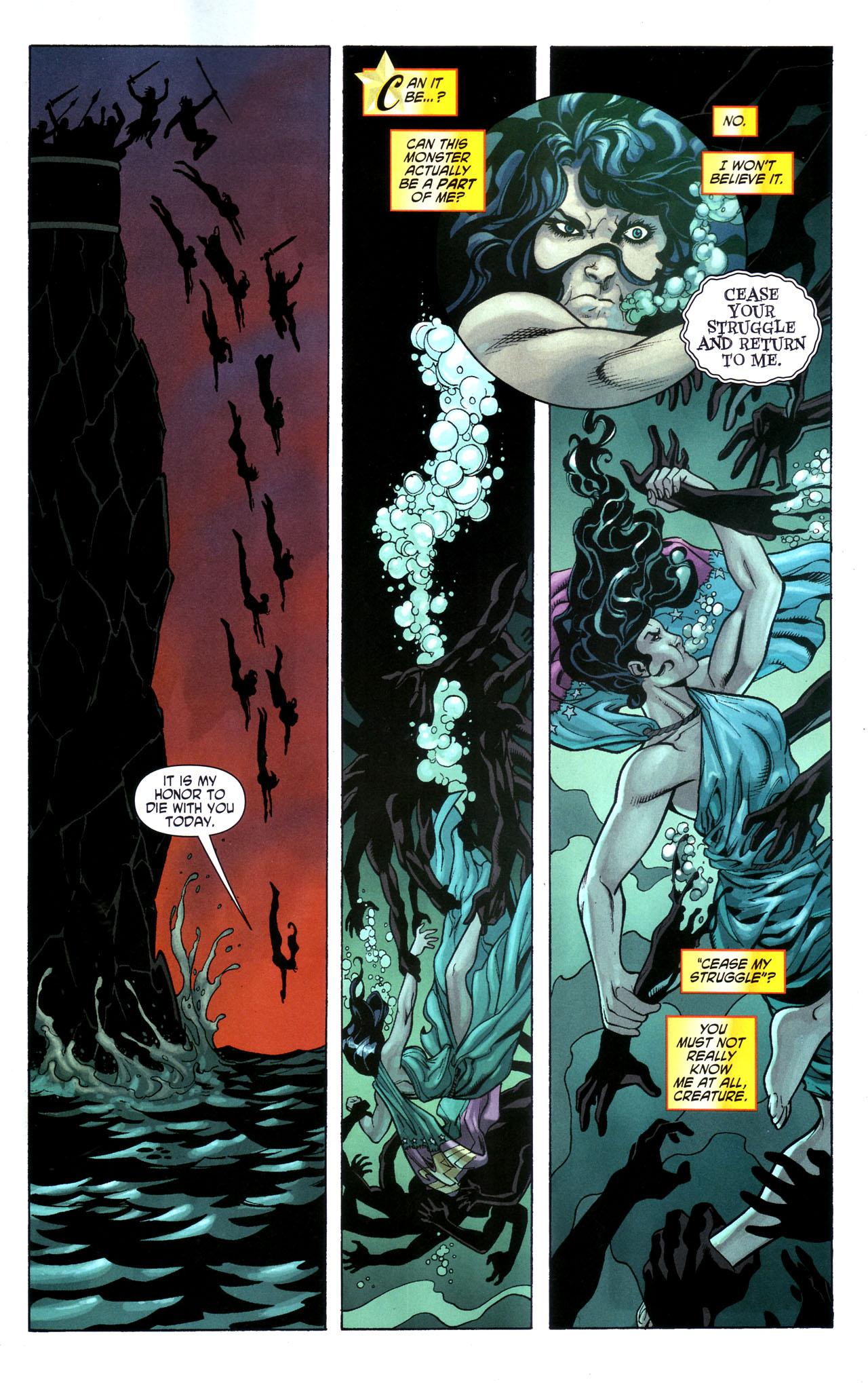 Read online Wonder Woman (2006) comic -  Issue #39 - 10