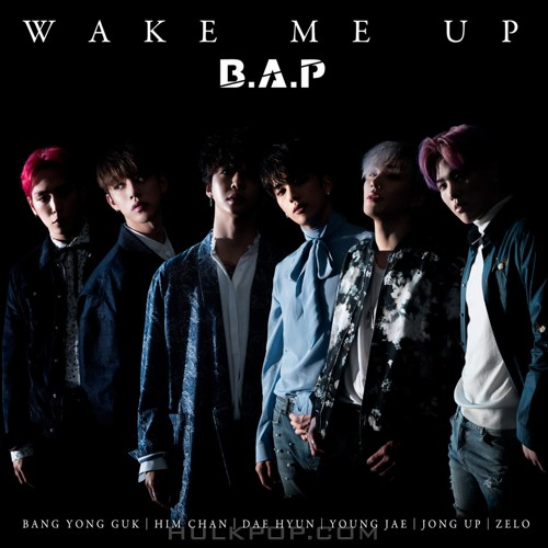 B.A.P – WAKE ME UP – Single (Japanese) (ITUNES PLUS AAC M4A)
