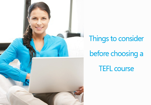 TEFL Course in India: Things to Consider Before Choosing a ...