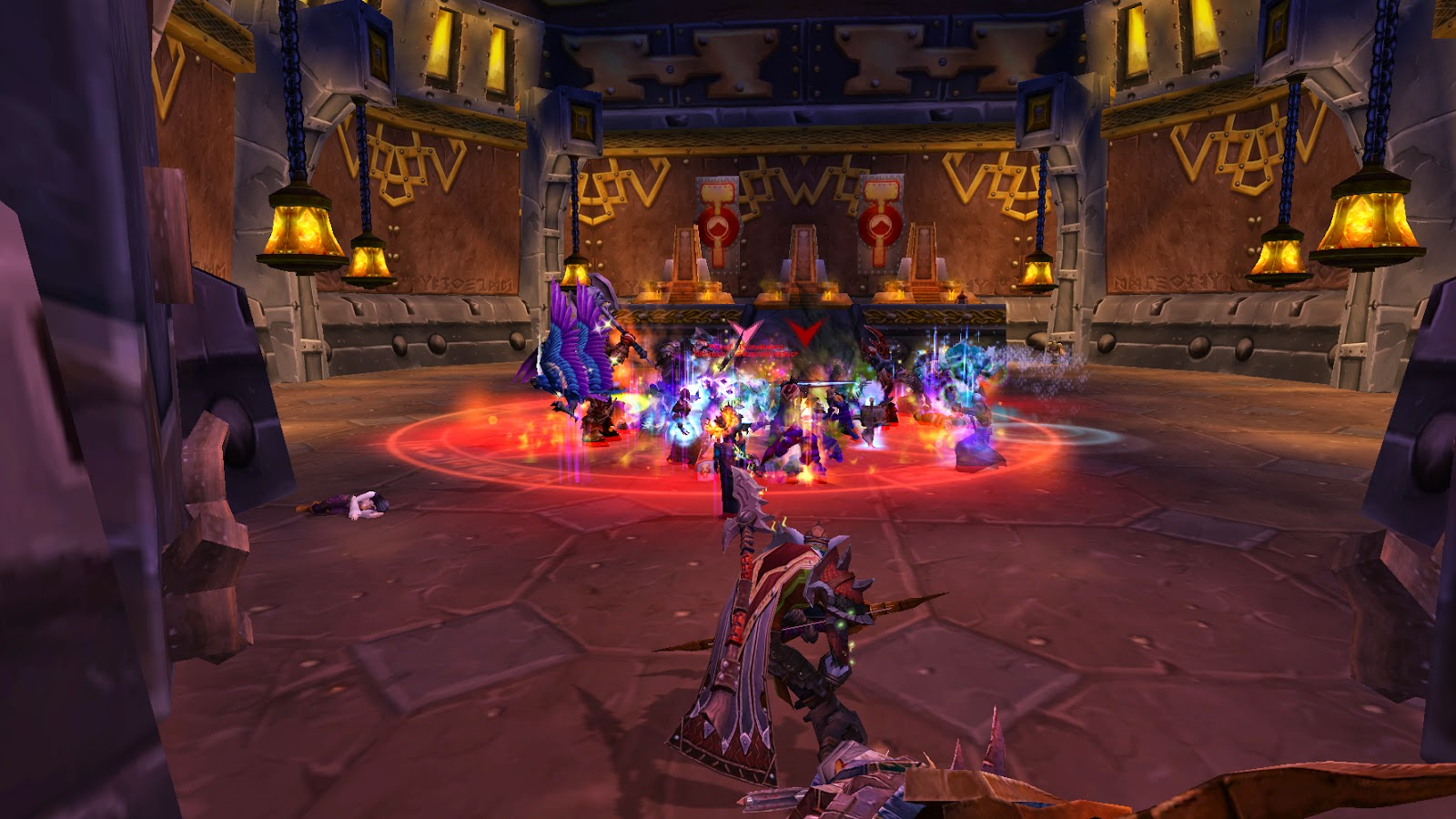 World of Warcraft Achivement For The horde