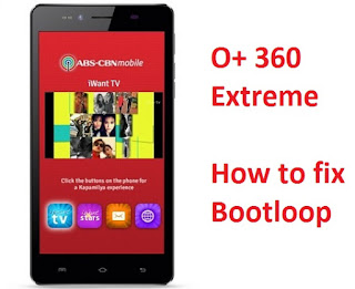 O+360 Extreme bootloop