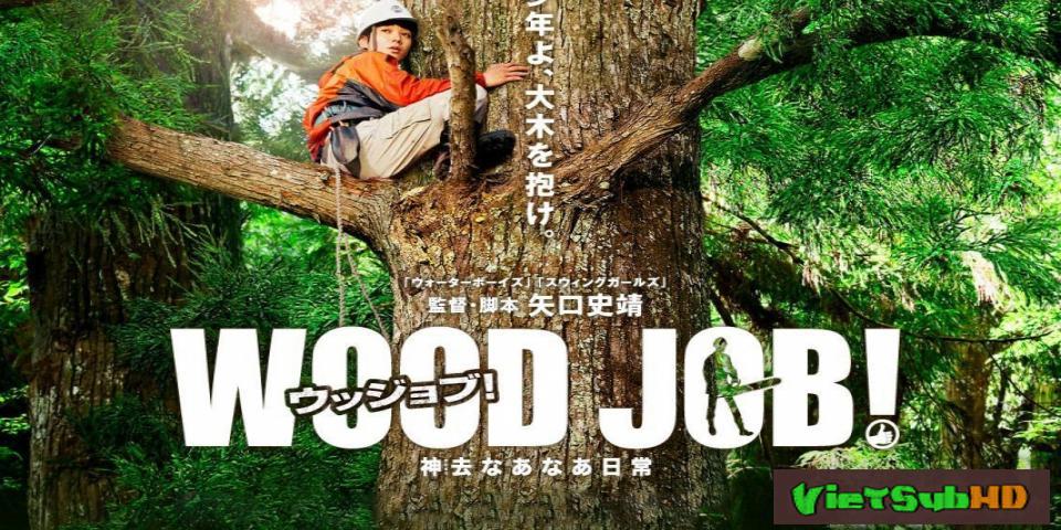 Phim Cuộc Sống Đơn Giản ở Kamusari VietSub HD | Wood Job! 2014