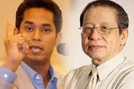 Kit Siang Cermin Diri Sebelum Kritik Orang - Khairy Jamaluddin #LawanDAP #DAP