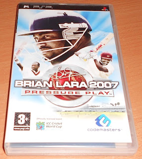 Brian Lara 2007 Pressure Play PSP Free Download