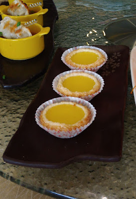Tang Room dan tart or egg tart