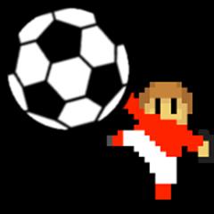 Calciobit A stickers