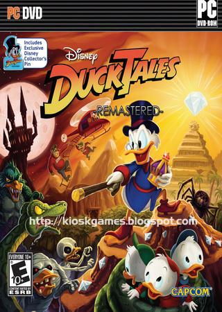 Kiosk Games: DuckTales: Remastered
