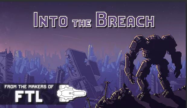 15 Game Indie Terbaik 2018 Into The Breach.