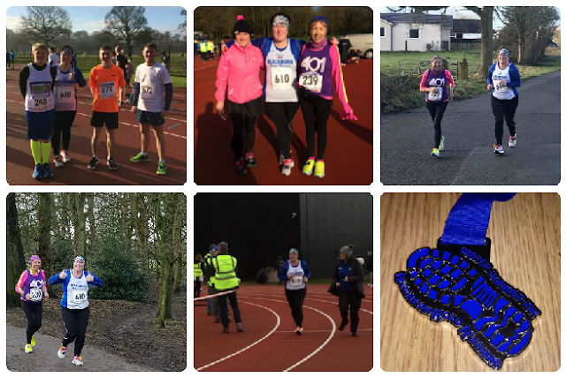 FitbitchesMOVEment : Turning A Corner - Blackburn Road Runners Winter Warmer 10k 2018 - I've turned a corner.  Feeling negative about running has been locked away and if it threatens to rear its ugly head again I'm going to look back over the past couple of weeks and remember exactly what it was that changed my attitude.
