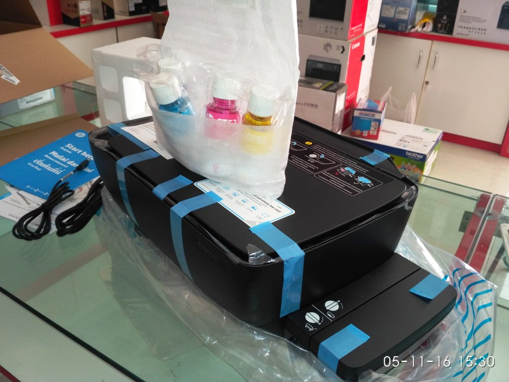 How to connect wifi hp printer 5820