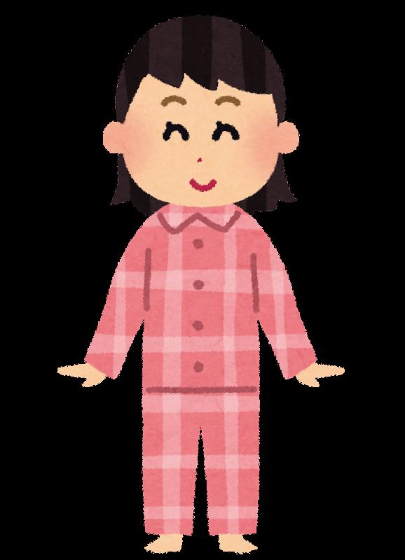 「パジャマ イラスト」の画像検索結果