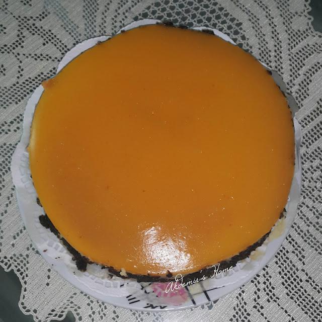 Nektarinli Cheesecake