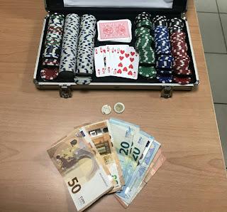 Στοχευμένες δράσεις της Υποδιεύθυνσης Ασφάλειας Κατερίνης για την καταπολέμηση της διενέργειας παράνομων τυχερών παιγνίων