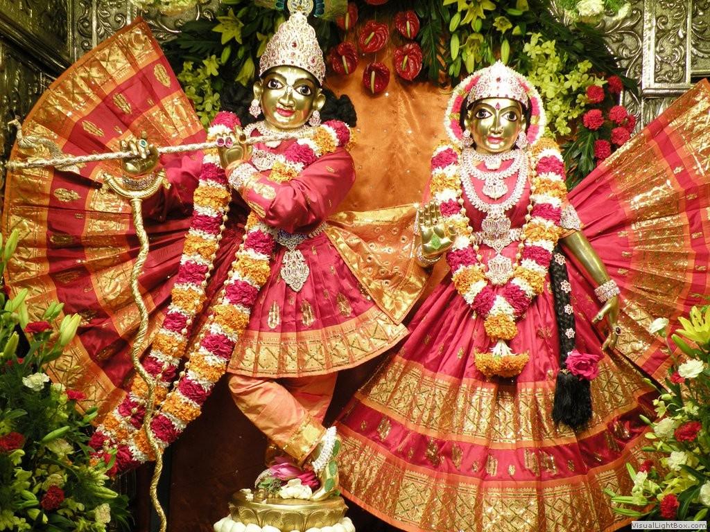 Visit The ISKCON Sri Radha Krishna Chandra Temple