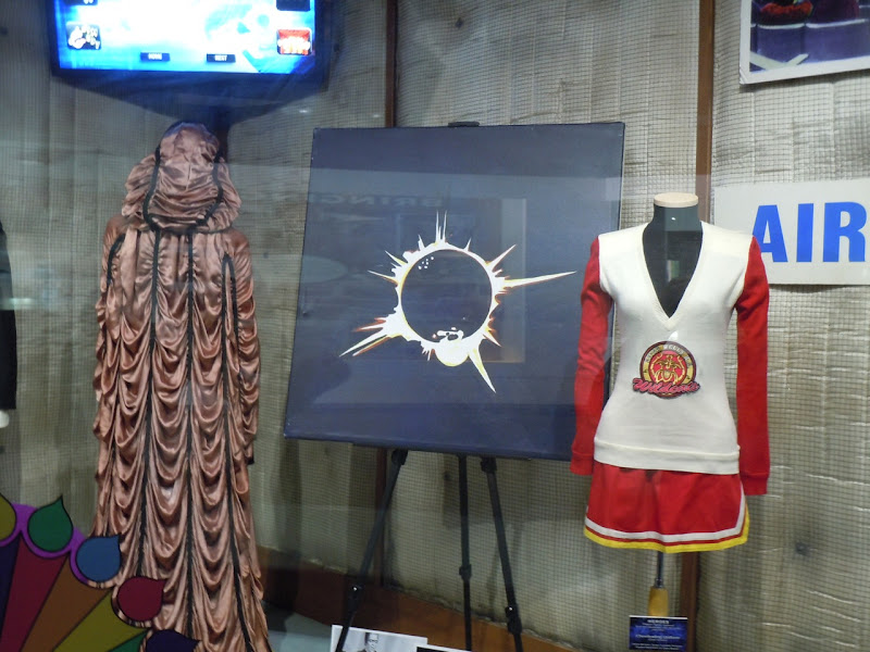 Munsters and Heroes TV costumes