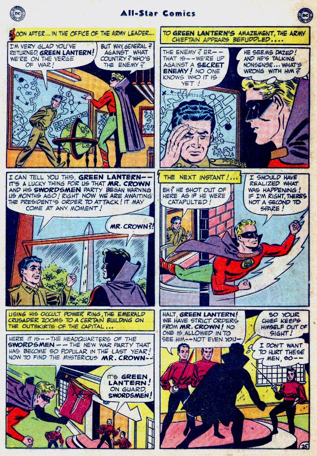 Read online All-Star Comics comic -  Issue #52 - 29