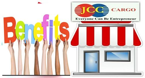 Keuntungan Berabung Jadi Agen JCC Cargo