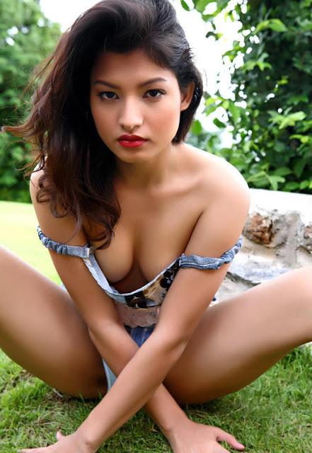 Foto Bugil Tata Lovista Model Yogyakarta