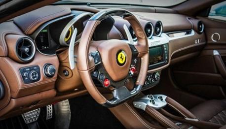 2017 Ferrari 612