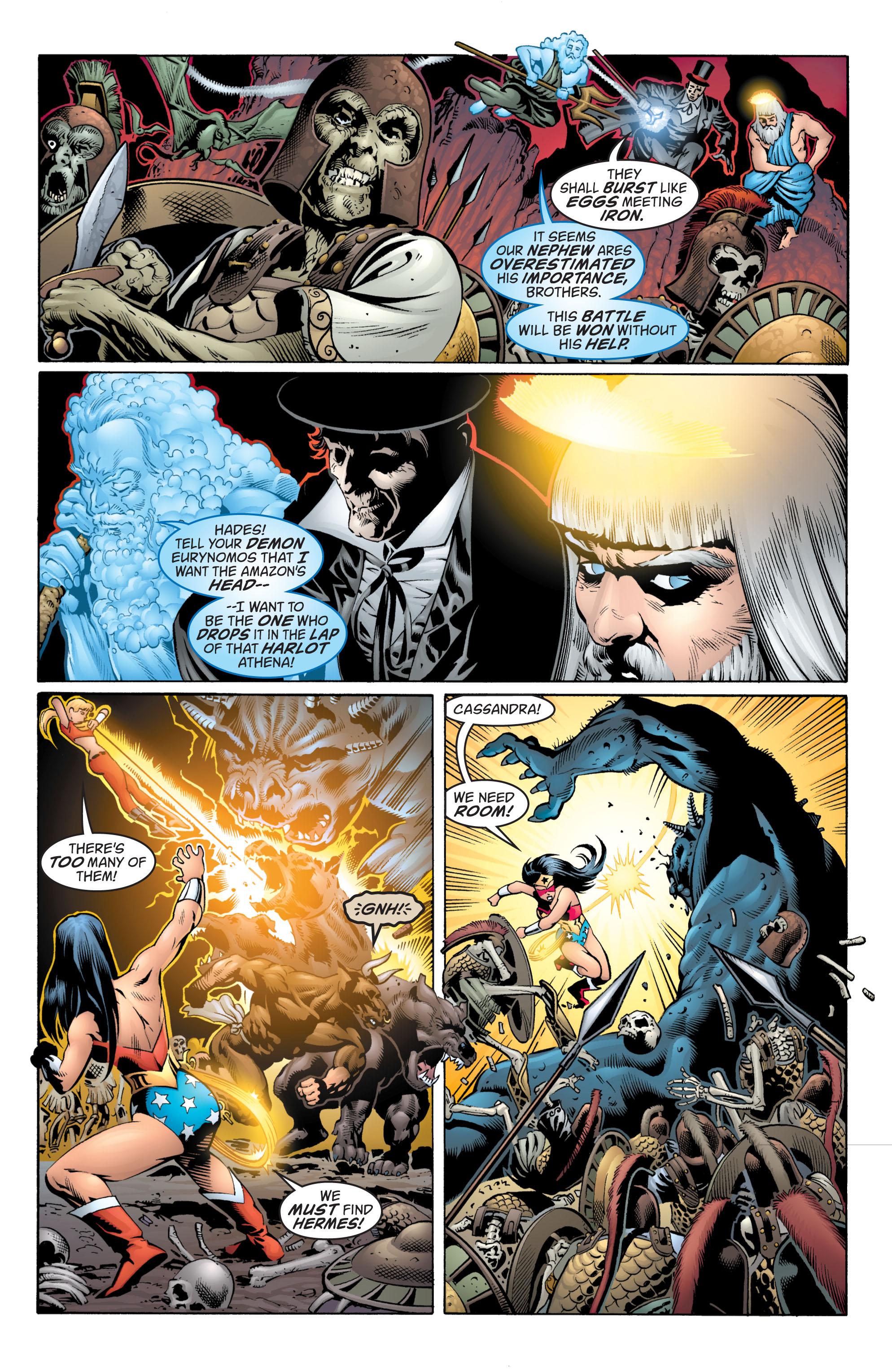 Read online Wonder Woman (1987) comic -  Issue #217 - 4