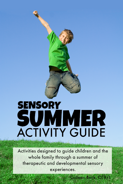Sensory Summer Activity Guide
