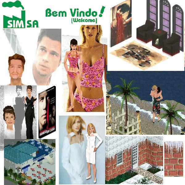 The Sims 1 Sim SA, o início de tudo!