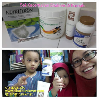 first aid kit shaklee