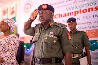 NYSC CHIEF SAYS: SERVICE YEAR, PERIOD OF SACRIFICE