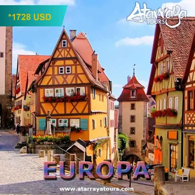 IMAGEN Europe Imperial Tours  08 Nights / 09 Days
