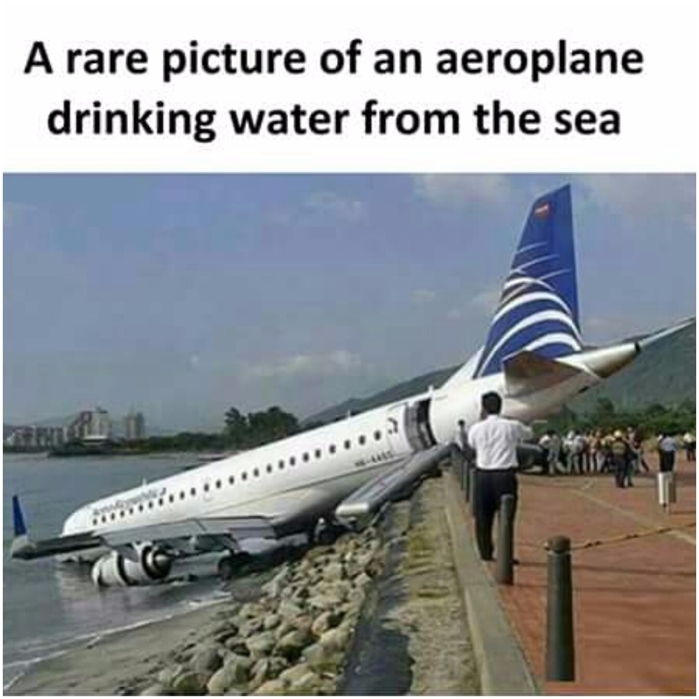 TB Joshua's air jet drinks water - wonders shall never end