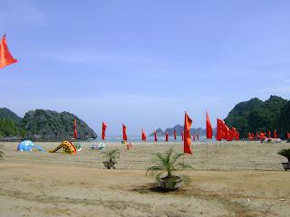Isla Cat Ba - Haiphong - Vietnam