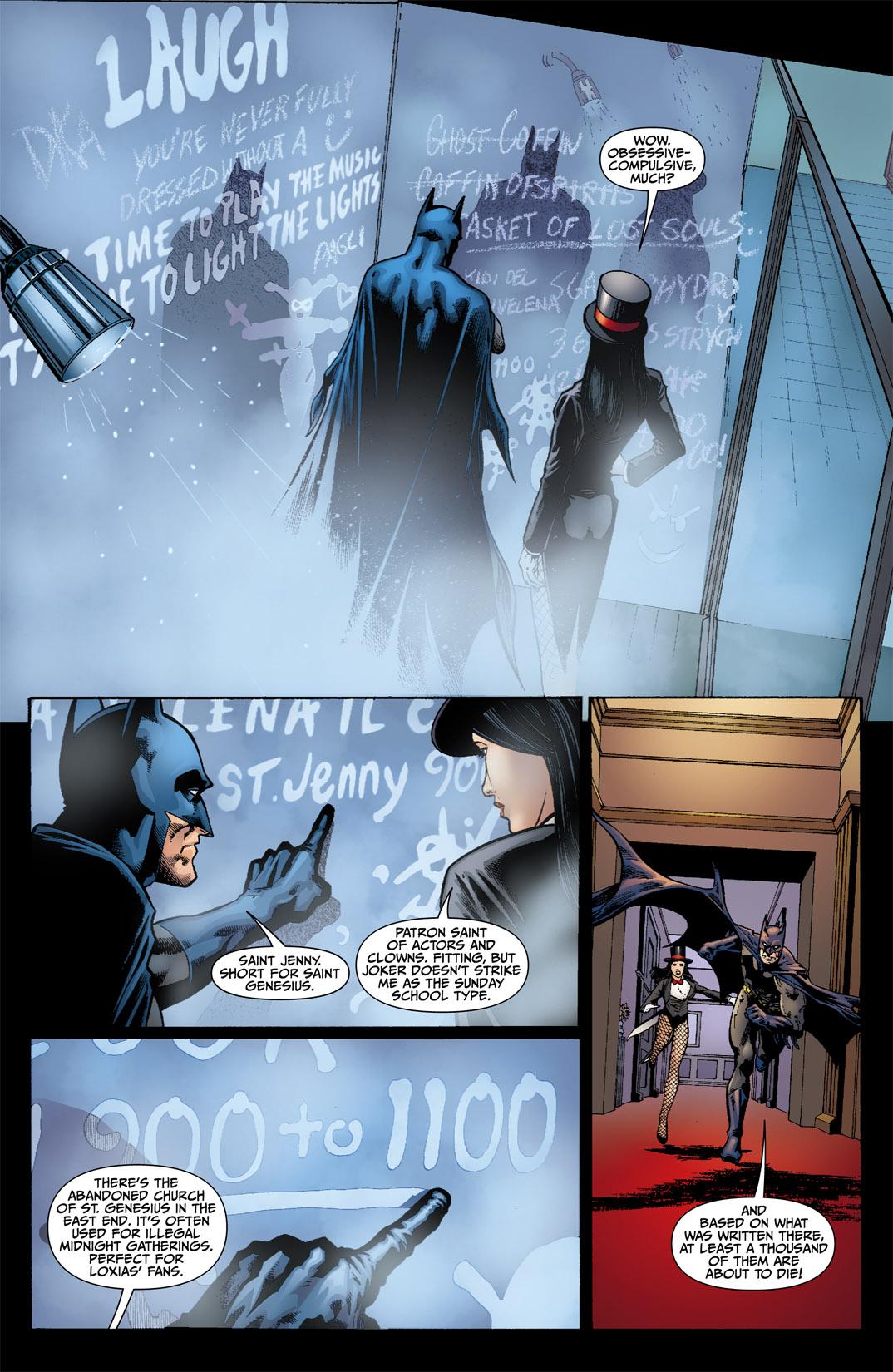 Detective Comics (1937) 834 Page 12