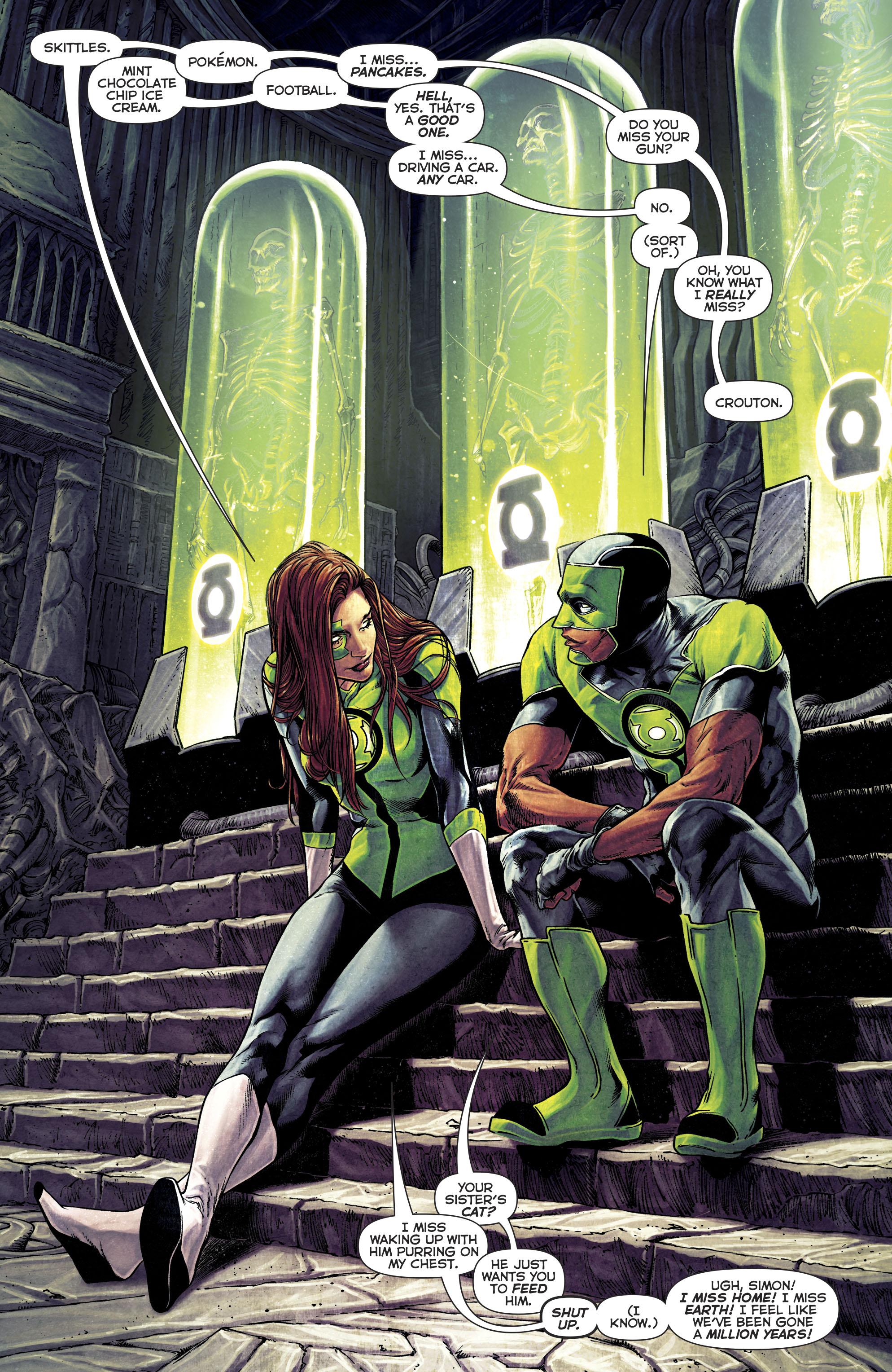 Read online Green Lanterns comic -  Issue #25 - 14