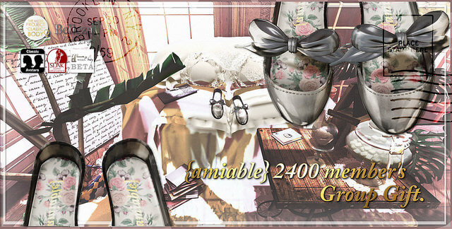 {amiable}2400member's Group Gift @main store(Halloween Gift).