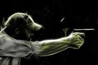 Стрельба из пистолета по движущимся целям