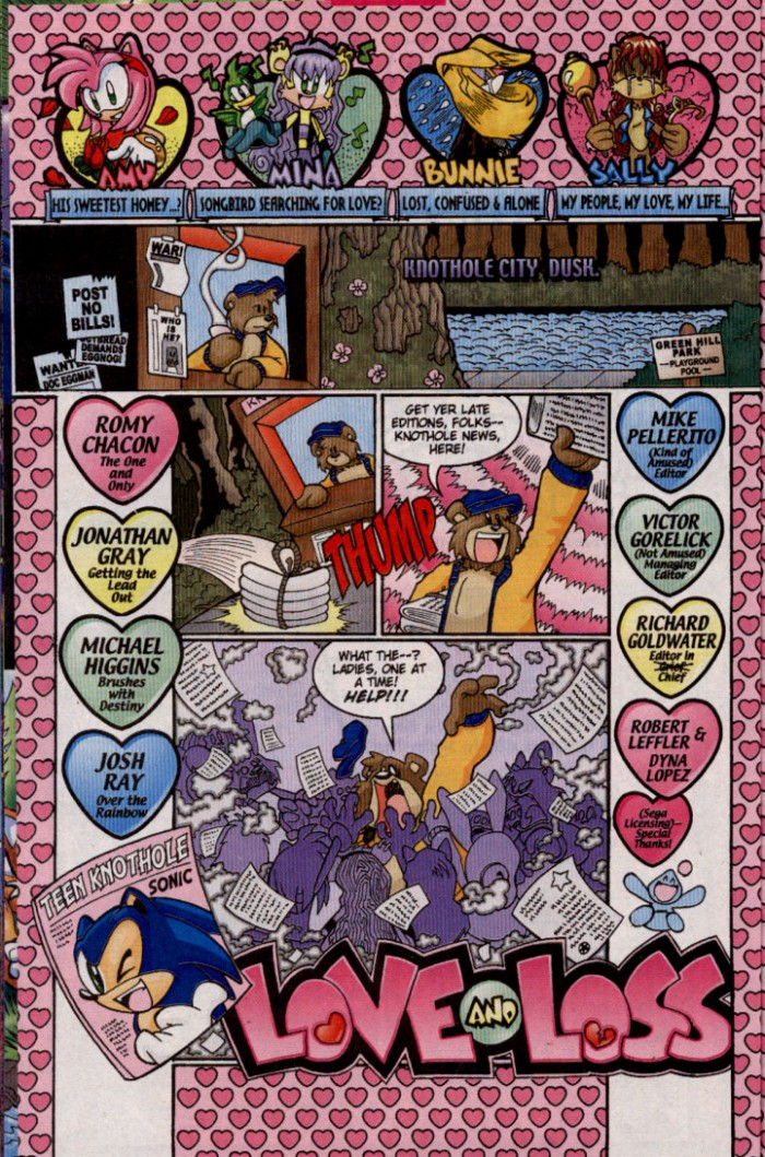 Read online Sonic The Hedgehog comic -  Issue #144 - 12