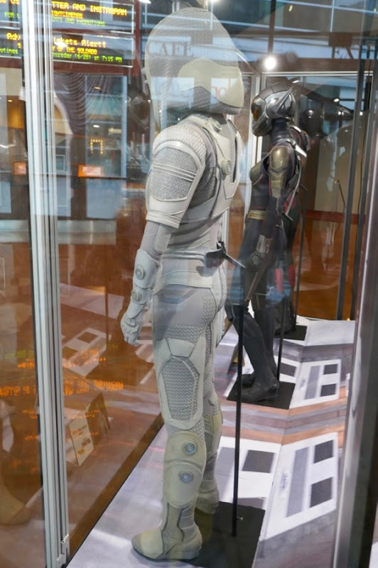 AntMan Wasp Ghost costume back
