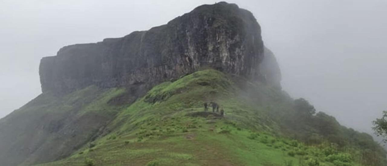 रायरेश्वर किल्ला - Raireshwar Fort