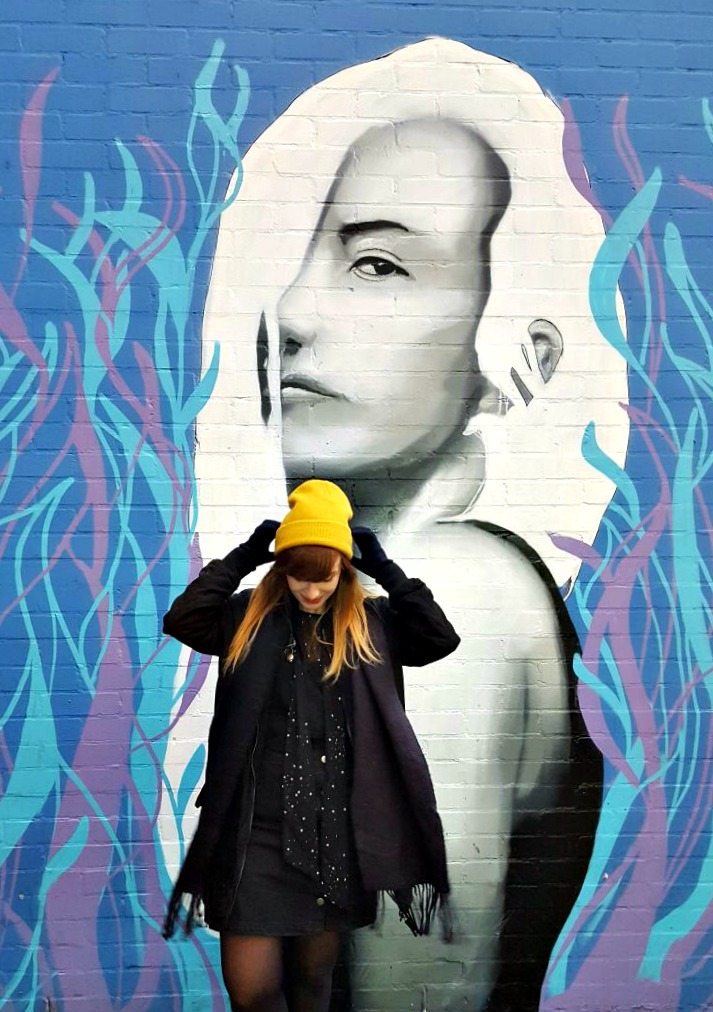 personal style street art blogger