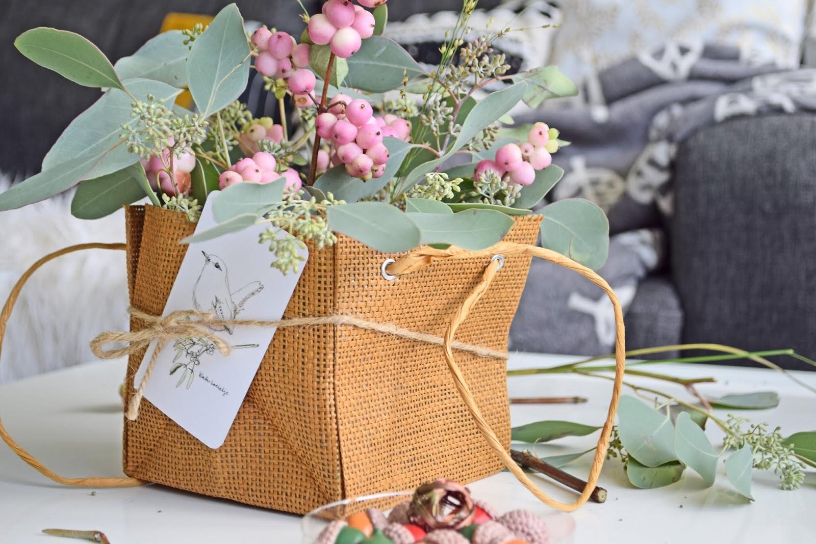 Pomysł na prezent w kwiatami
