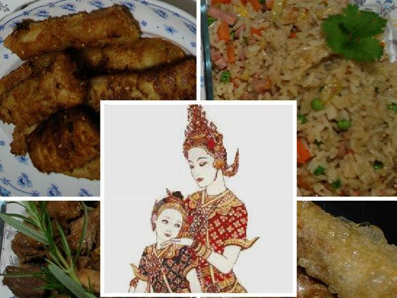 Cocina thai Cooking Challenge