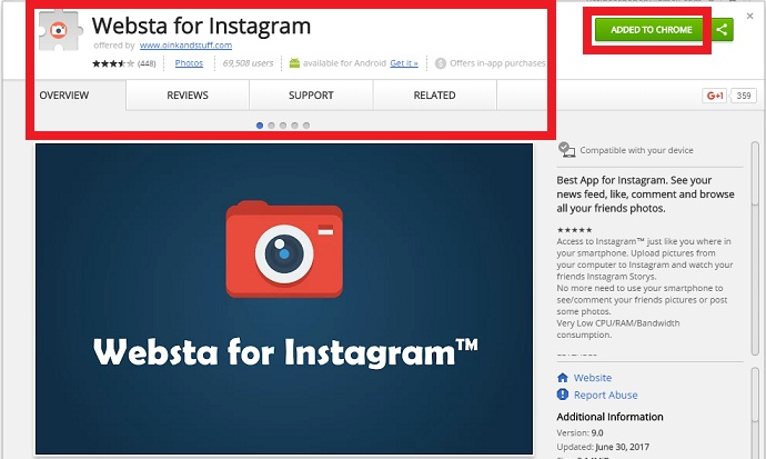 How To Upload Photos To Instagram From PC ~ Tech Hunt