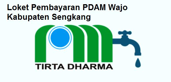 Cara Daftar Loket Pembayaran Online PDAM Pinrang Sulawesi Selatan