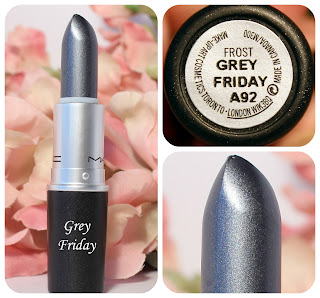 Mac Grey Friday Lipstick